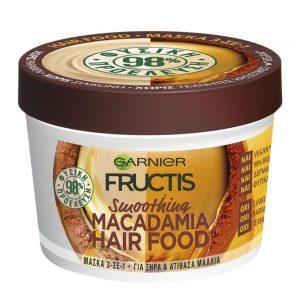 FRUCTIS Hair Food Macadamia Mask 390Ml