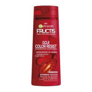 FRUCTIS Goji Color Resist Shampoo 400Ml