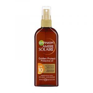 AMBRE SOLAIRE Oil Protect SPF10 Spray 150Ml