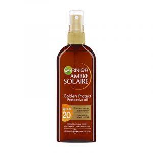 AMBRE SOLAIRE Oil Protect SPF20 Spray 150Ml