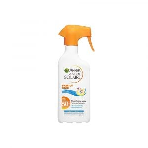 AMBRE SOLAIRE Trigger Family Spray SPF50 300Ml