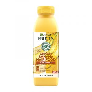 FRUCTIS Hair Food Banana Shampoo 350Ml