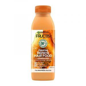 FRUCTIS Hair Food Papaya Shampoo 350Ml