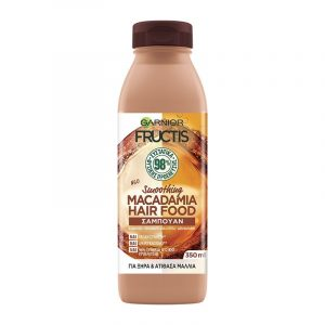 FRUCTIS Hair Food Macadamia Shampoo 350Ml