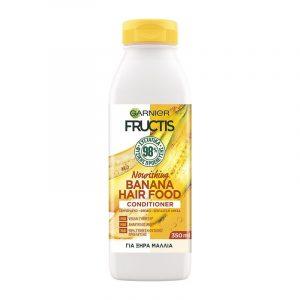 FRUCTIS Hair Food Banana Conditioner 350Ml