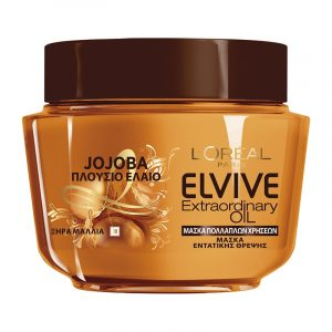 ELVIVE Extraordinary Oil Jojoba Mask 300Ml