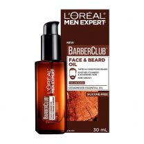 Men Expert Barber Club Oil for face and beard