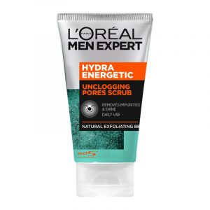 MEN EXPERT Hydra Energetic Scrub For Facial Cleansing
