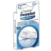 MEGAPLAST Aquastop Plasters x20