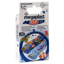 MEGAPLAST Kids Plasters x20