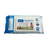 SALUSTAR Baby Zero Wet Wipes x64