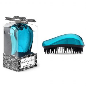 DESSATA Turquoise Detangling Hair Brush