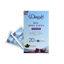 DIMPLES WAX BODY STRIPS - NORMAL SKIN