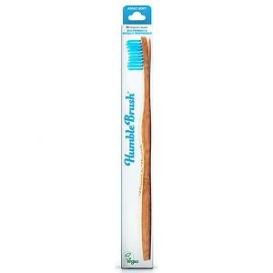HUMBLE Brush Adult Blue-Soft