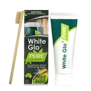 WHITEGLO Pure & Natural T/Paste 100Ml