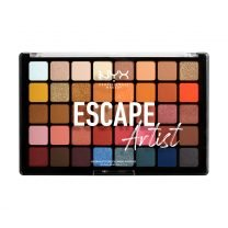 NYX ESCAPE ARTIST EYE SHADOW PALETTE TB