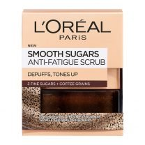 L'OREAL PARIS SMOOTH SUGARS COFFEE SCRUB
