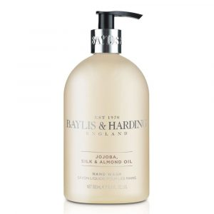 BAYLIS & HARDING Signature Jojoba, Vanilla & Almond Oil Hand Wash 500Ml