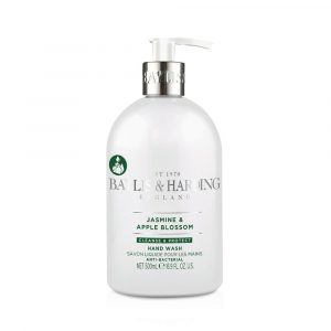 BAYLIS & HARDING Signature Jasmine & Apple Blossom Anti Bacterial Hand Wash 500Ml