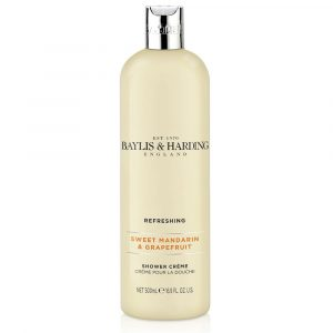 BAYLIS & HARDING Signature Sweet Mandarin & Grapefruit Shower Crème  500Ml