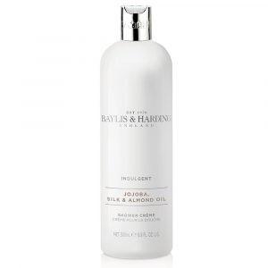 BAYLIS & HARDING Signature Jojoba, Silk & Almond Oil Moisturising Shower Crème 500Ml