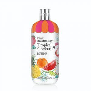 BAYLIS & HARDING Beauticology Tropical Cocktail Bath Soak 500Ml