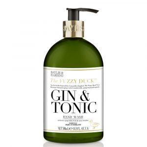 BAYLIS & HARDING The Fuzzy Duck Gin & Tonic Hand Wash  500Ml