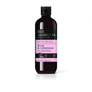 BAYLIS & HARDING Goodness Rose & Geranium Body Wash  500Ml