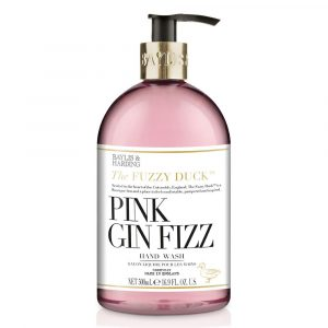 BAYLIS & HARDING The Fuzzy Duck Pink Gin Fizz Hand Wash  500Ml
