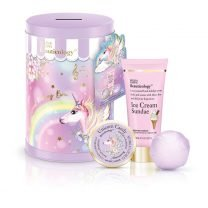 B&H BEAUTICOLOGY UNICORN MONEY XMAS GIFT BOX