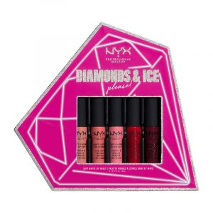NYX SOFT MATTE LIP VAULT-5 Shades