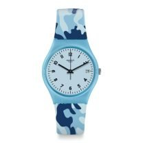 SWATCH CAMOUBLUE