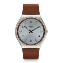 SWATCH SKIN SUIT BROWN