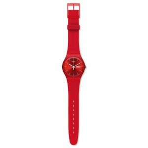 SWATCH RED REBEL