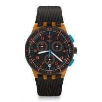 SWATCH ORANGE TIRE