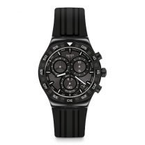 SWATCH TECKNO BLACK