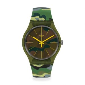 SWATCH Camouforest