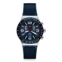 SWATCH BLUE GRID