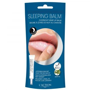 L'ACTION Overnight Hemp Lip Balm