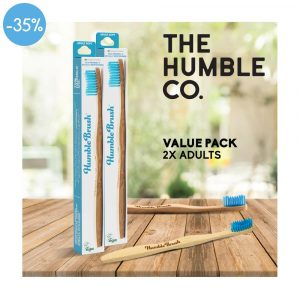 HUMBLE Adult Blue Value Pack X2