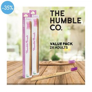 HUMBLE Adult Purple Value Pack X2