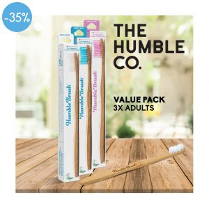HUMBLE Adult Value Pack X3