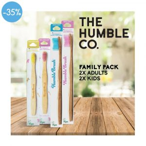 HUMBLE Family Pack 2X Adult, 2 X Kid