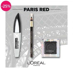 L' OREAL PARIS BE RED