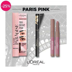 L'OREAL PARIS BE PINK