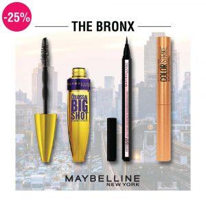 MAYBELLINE NEW YORK The Bronx