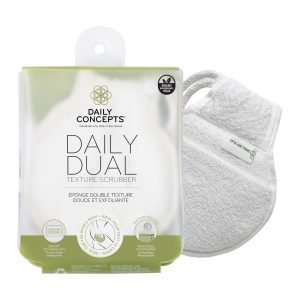 DAILY CONCEPTS  Dual Texture Scrubber