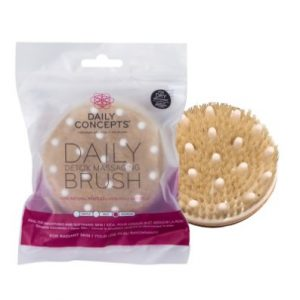 DAILY CONCEPTS  Massage Brush 100% Natural