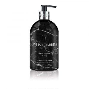 BAYLIS & HARDING Elements Dark Amber & Fig Hand Wash 500ML