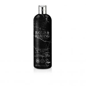 BAYLIS & HARDING Elements Dark Amber & Fig Body Wash 500ML